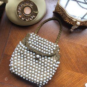 Vintage beaded Rosenfeld handbag